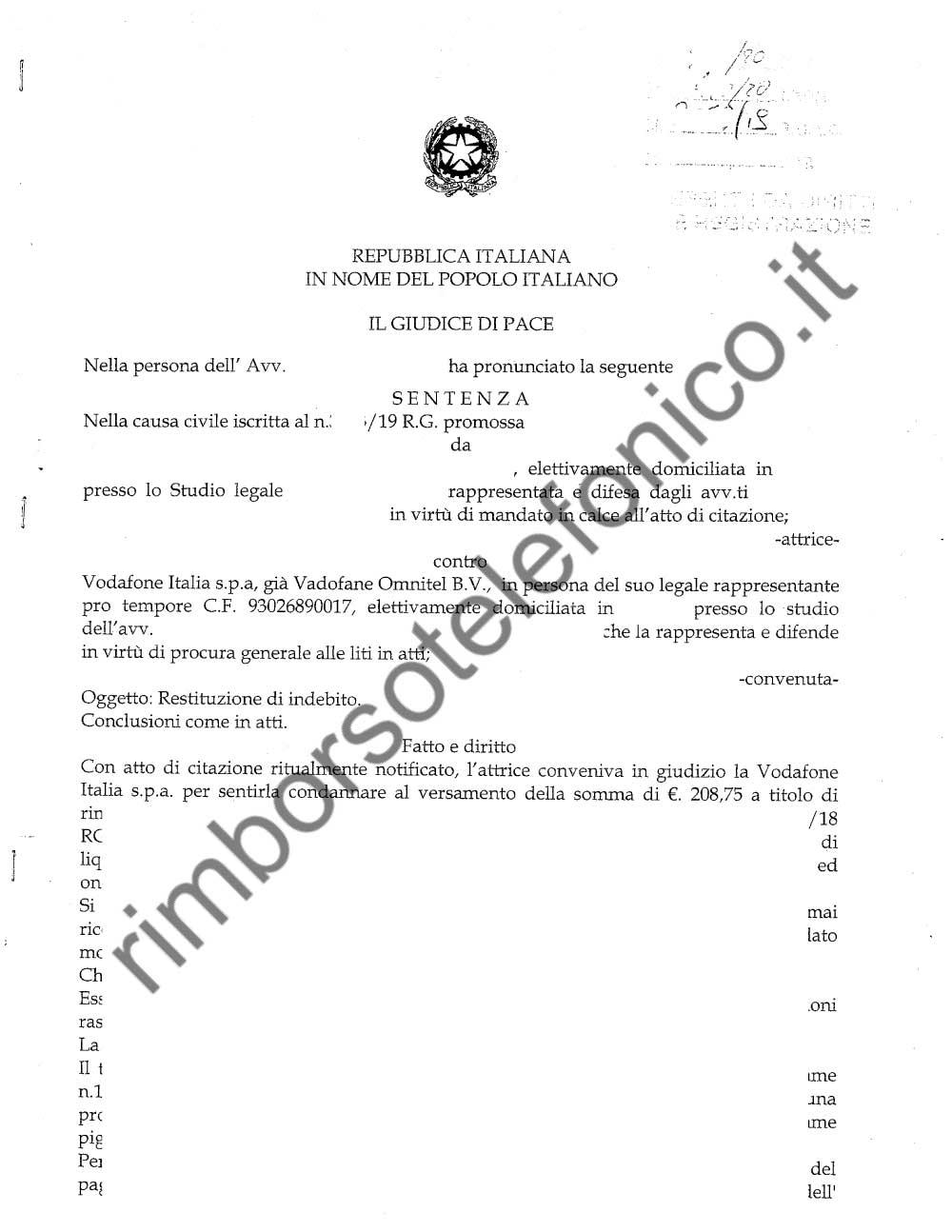 Vodafone-condannata-al-rimborso