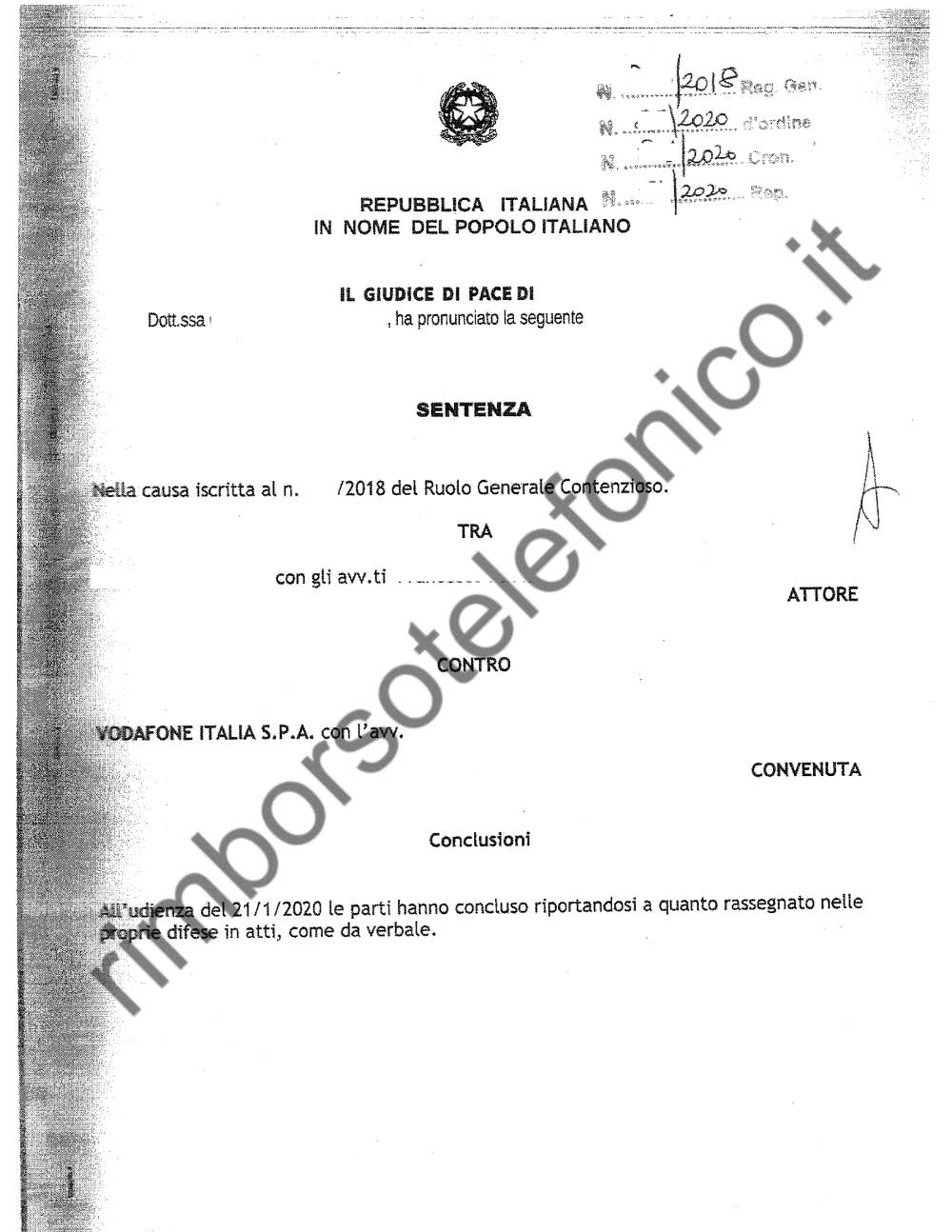 Interruzioni-linea-fissa-Vodafone-condannata